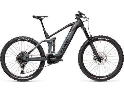 Cube Stereo Hybrid 160 HPC SL 625 27.5 2021, grey´n´black - E-Bike