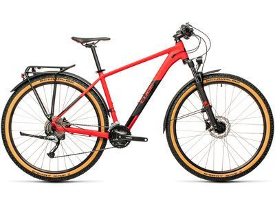 Cube Aim SL Allroad 29 red´n´black 2021