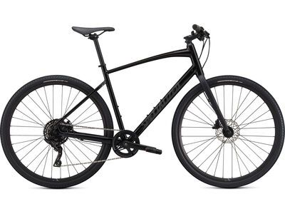 Specialized Sirrus X 2.0 black/satin charcoal reflective 2021