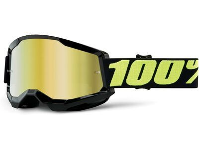 100% Strata2 - Mirror Gold upsol