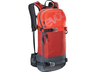 Evoc FR Day 16l - S, chilli red/carbon grey - Rucksack
