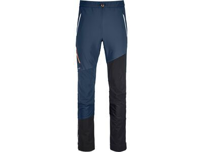 Ortovox Merino Naturtec Light Col Becchei Pants M, blue lake - Skihose