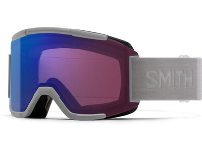 Smith Squad, cloudgrey/Lens: cp photochromic rose flash - Skibrille