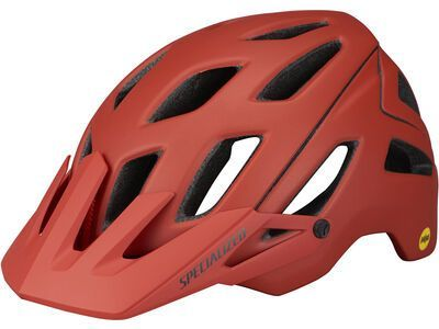 Specialized Ambush ANGi MIPS, redwood/gunmetal - Fahrradhelm