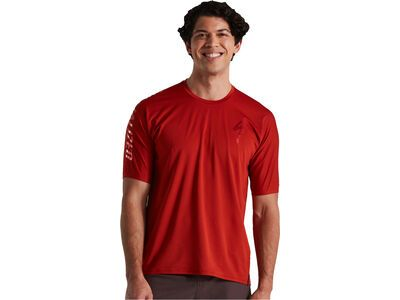 Specialized Trail Air Shortsleeve Jersey redwood