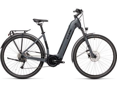 Cube Touring Hybrid ONE 500 Easy Entry grey´n´black 2021
