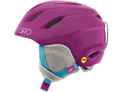Giro Nine Jr. MIPS, berry - Skihelm