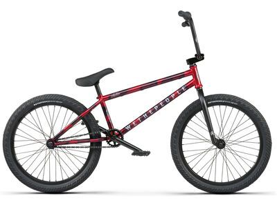 WeThePeople Audio 2021, matt aqua red - BMX Rad