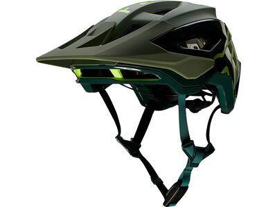 Fox Speedframe Pro Helmet, pine - Fahrradhelm