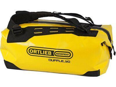 Ortlieb Duffle 110 L, sunyellow-black - Reisetasche
