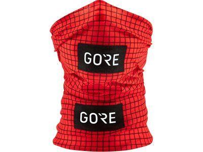 Gore Wear Grid Halswärmer fireball/black