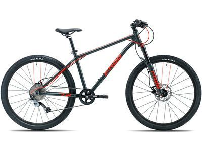 Frog Bikes *** 2. Wahl *** Frog MTB 72 Größe: 41.5 cm metallic grey/neon red 2021