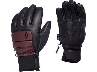 Black Diamond Women's Spark Gloves, bordeaux - Skihandschuhe