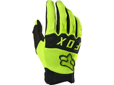 Fox Dirtpaw Glove, fluorescent yellow - Fahrradhandschuhe