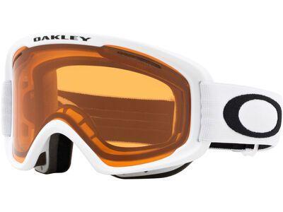 Oakley O Frame 2.0 Pro XM + WS, matte white/Lens: persimmon - Skibrille