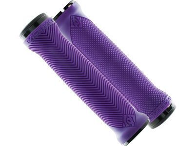Race Face Love Handle Grip, purple - Griffe