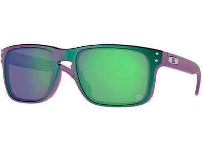 Oakley Holbrook Troy Lee Designs – Prizm Jade matte purple green shift