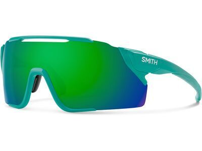 Smith Attack MAG MTB ChromaPop Green Mirror matte jade