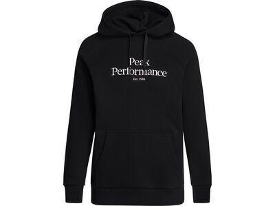 Peak Performance Original Hood black