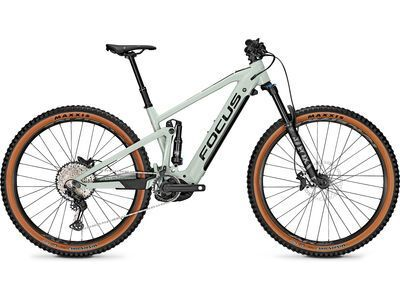 Focus Jam² 6.8 Nine 2021, sky grey - E-Bike