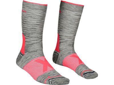 Ortovox Merino Alpinist Mid Socks W grey blend