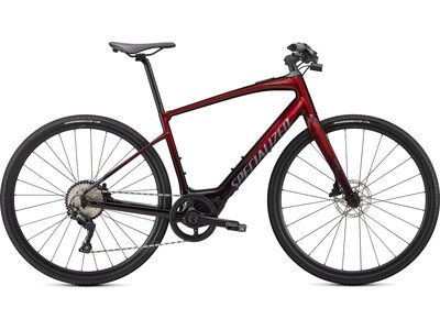 Specialized Turbo Vado SL 4.0 red tint/black 2021