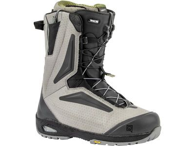 Nitro Capital TLS 2020, charcoal/black - Snowboardschuhe