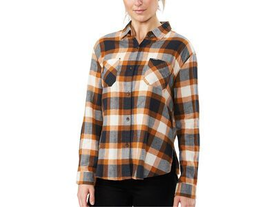 Dakine Ellis Lightweight Flannel ginger