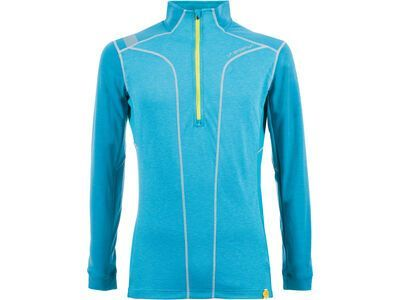 La Sportiva Ionosphere Long Sleeve M, tropic blue - Funktionsshirt