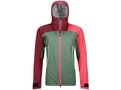 Ortovox Westalpen 3L Light Jacket W green forest