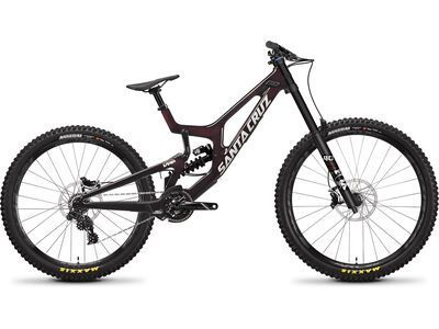 Santa Cruz V10 CC S MX oxblood 2021