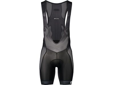 POC MTB Air Layer Bib Shorts uranium black