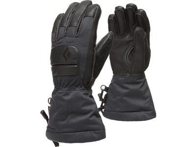 Black Diamond Kids' Spark Gloves, smoke - Skihandschuhe