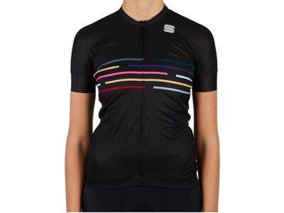 Sportful Vélodrome W Short Sleeve Jersey black