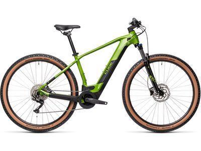 Cube Reaction Hybrid ONE 625 29 2021, deepgreen´n´black - E-Bike