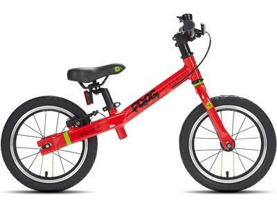 Frog Bikes Tadpole Plus red 2021