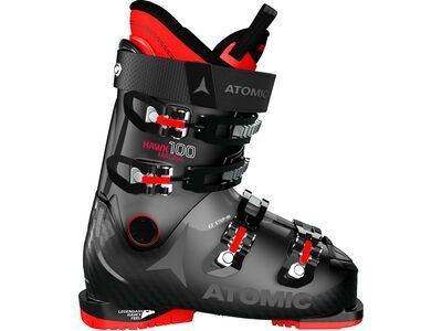 Atomic Hawx Magna 100 black/anthracite/red 2022