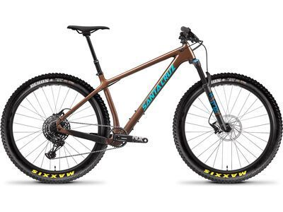 Santa Cruz Chameleon C R 27.5 Plus bronze 2021