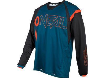ONeal Element FR Jersey Hybrid petrol/orange