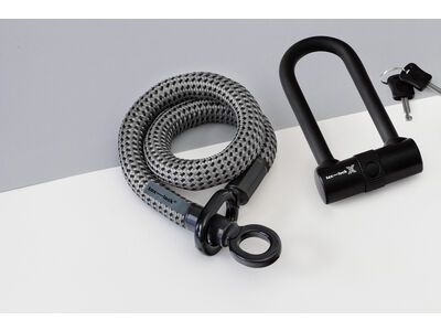 Tex-Lock Tex-Lock Eyelet S 80 cm inkl. X-Lock grau