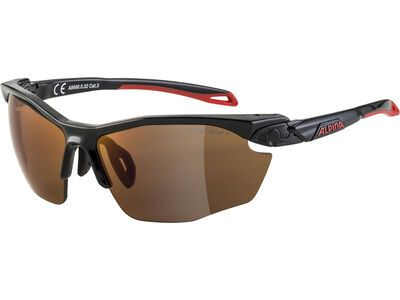 Alpina Twist Five HR Q-Lite Mirror Red black red