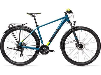 Cube Aim Allroad 27.5 pinetree´n´yellow 2021