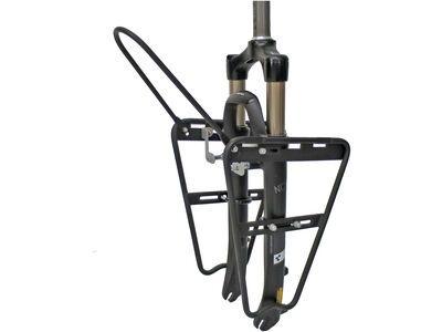 Cube RFR Gepäckträger Lowrider Suspension black