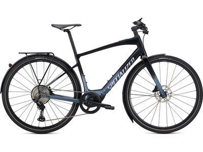Specialized Turbo Vado SL 5.0 EQ 2021, black/cast battleship/reflective - E-Bike