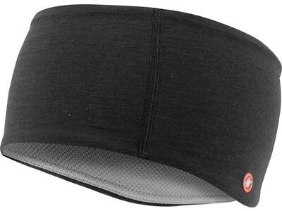 Castelli Bandito Headband, light black - Stirnband