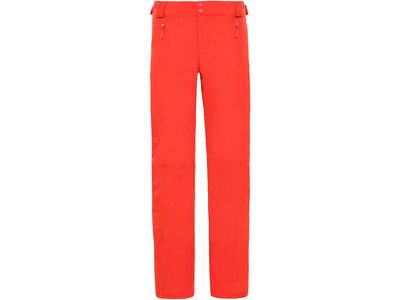 The North Face Womens Presena Pant, fiery red - Skihose