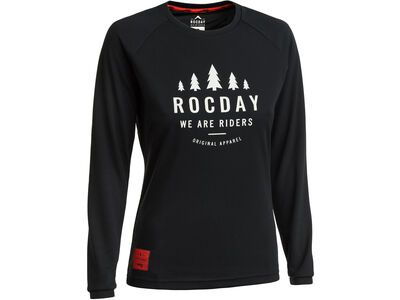 Rocday Patrol Jersey black