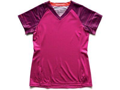 Specialized Women's Andorra Jersey SS, berry/purple - Radtrikot