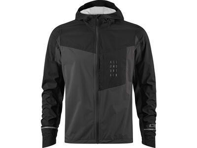 Cube AM Storm Jacket, black´n´grey - Radjacke