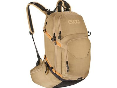 Evoc Explorer Pro 26l heather gold
